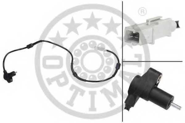 Датчик частоты вращения колеса OPTIMAL 06-S115 - изображение