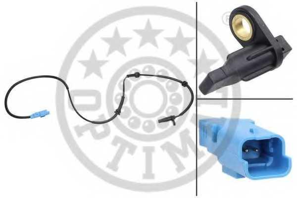 Датчик частоты вращения колеса OPTIMAL 06-S129 - изображение