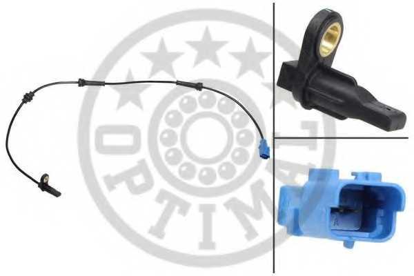 Датчик частоты вращения колеса OPTIMAL 06-S130 - изображение