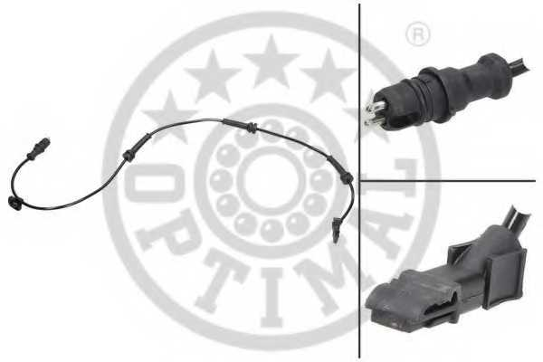 Датчик частоты вращения колеса OPTIMAL 06-S131 - изображение