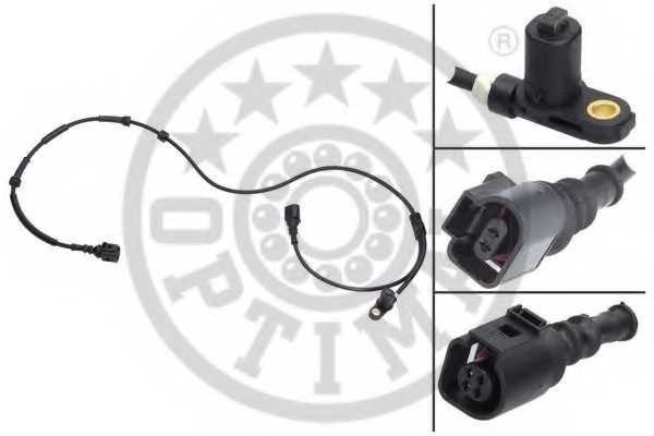 Датчик частоты вращения колеса OPTIMAL 06-S151 - изображение