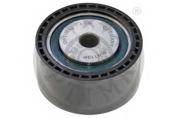 Паразитный / ведущий ролик зубчатого ремня OPTIMAL 0-N119P - изображение 1