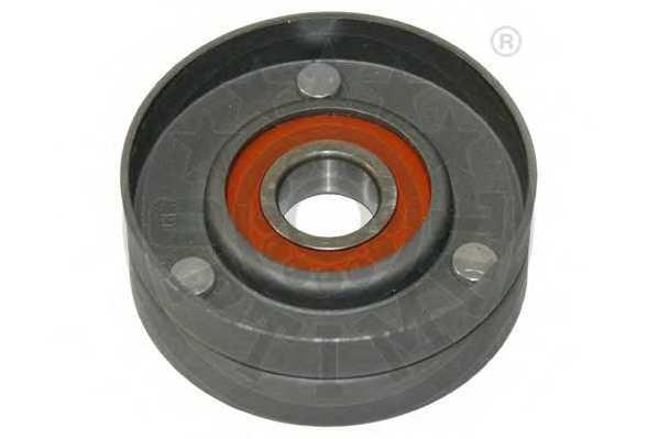 Натяжной ролик поликлиновогоременя OPTIMAL 0-N1322S - изображение