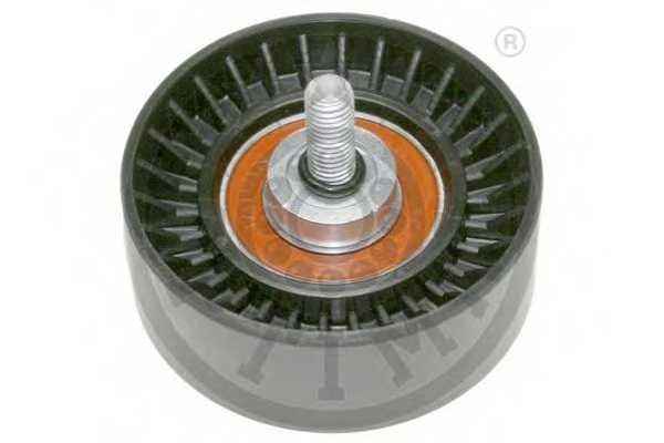 Паразитный / ведущий ролик поликлинового ременя OPTIMAL 0-N1387 - изображение