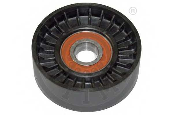 Натяжной ролик поликлиновогоременя OPTIMAL 0-N1587S - изображение 1