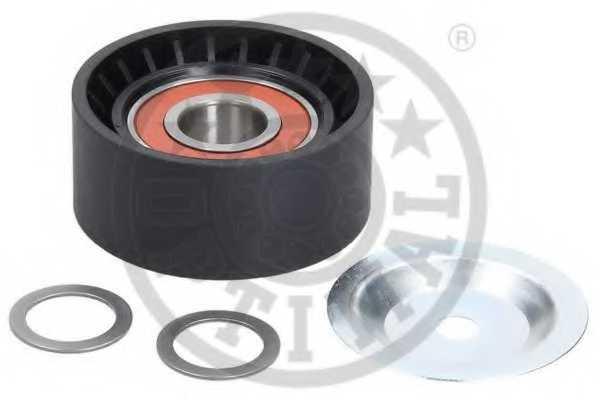 Натяжной ролик поликлиновогоременя OPTIMAL 0-N1620S - изображение 1
