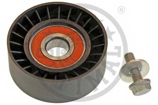 Натяжной ролик поликлиновогоременя OPTIMAL 0-N1671S - изображение