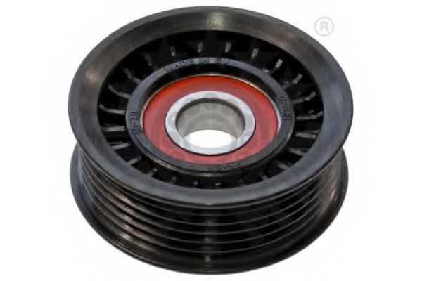 Натяжной ролик поликлиновогоременя OPTIMAL 0-N1697S - изображение