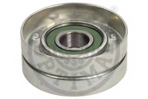 Натяжной ролик поликлиновогоременя OPTIMAL 0-N1802S - изображение