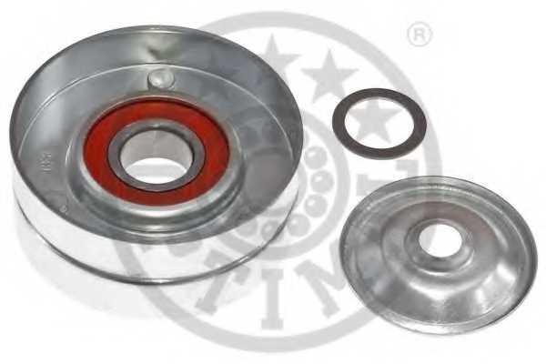 Натяжной ролик поликлиновогоременя OPTIMAL 0-N1815S - изображение
