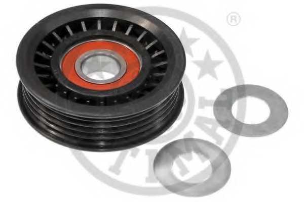 Натяжной ролик поликлиновогоременя OPTIMAL 0-N1896S - изображение