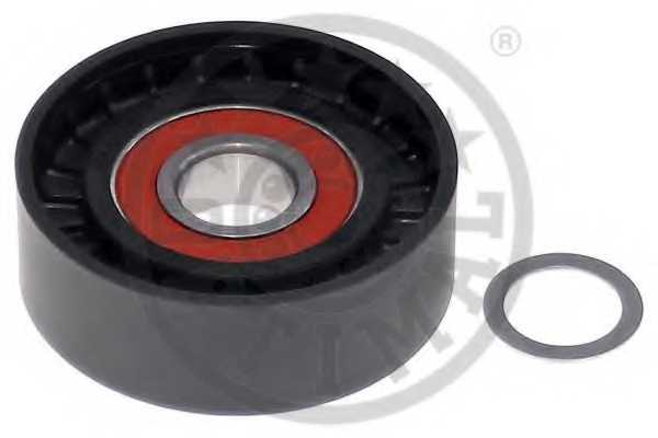 Натяжной ролик поликлиновогоременя OPTIMAL 0-N2074S - изображение
