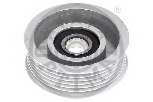 Натяжной ролик поликлиновогоременя OPTIMAL 0-N2104S - изображение
