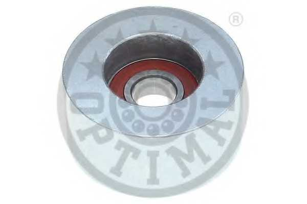 Натяжной ролик поликлиновогоременя OPTIMAL 0-N2114S - изображение