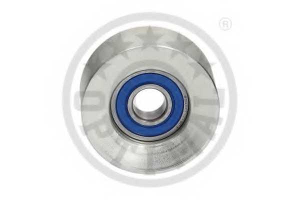 Паразитный / ведущий ролик поликлинового ременя OPTIMAL 0-N2158S - изображение