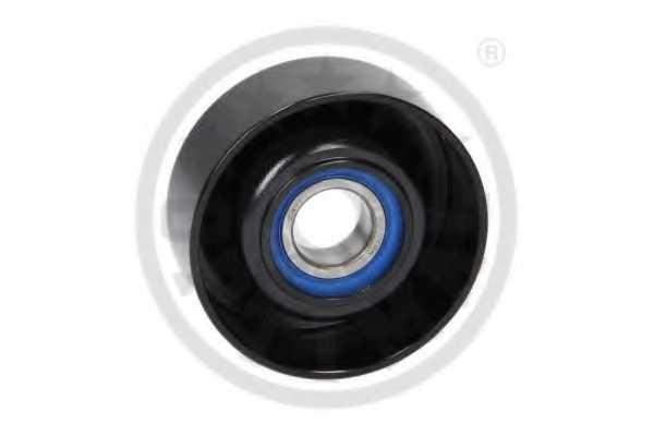 Паразитный / ведущий ролик поликлинового ременя OPTIMAL 0-N2214S - изображение 2
