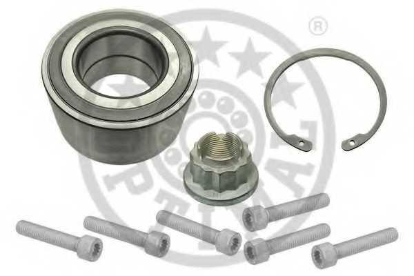 Комплект подшипника ступицы колеса OPTIMAL 100003 - изображение