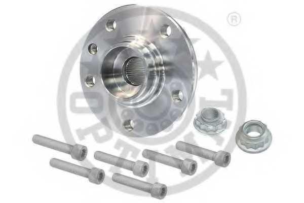 Комплект подшипника ступицы колеса OPTIMAL 100013 - изображение 1