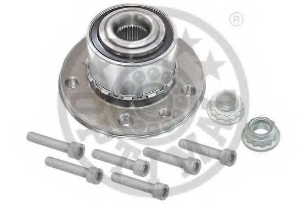 Комплект подшипника ступицы колеса OPTIMAL 100013 - изображение