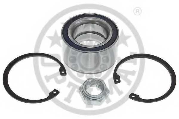 Комплект подшипника ступицы колеса OPTIMAL 100014S - изображение