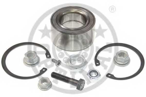 Комплект подшипника ступицы колеса OPTIMAL 100022 - изображение