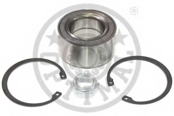 Комплект подшипника ступицы колеса OPTIMAL 100022S - изображение