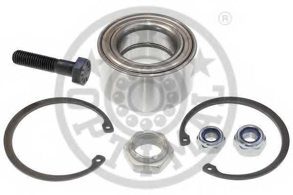 Комплект подшипника ступицы колеса OPTIMAL 100036 - изображение