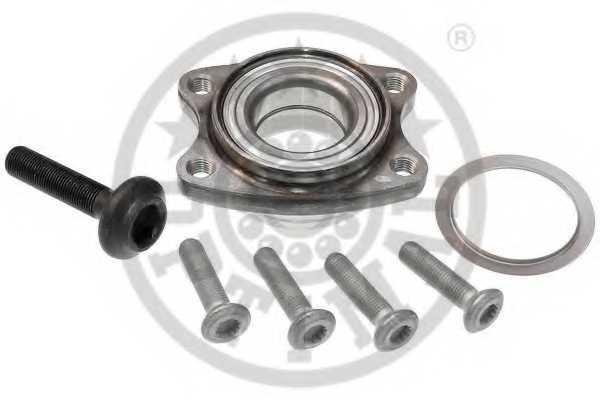 Комплект подшипника ступицы колеса OPTIMAL 100053 - изображение 1
