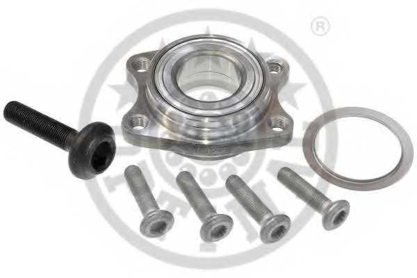 Комплект подшипника ступицы колеса OPTIMAL 100053 - изображение