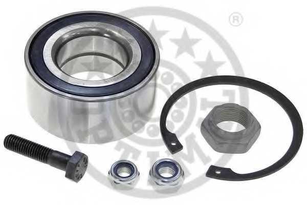 Комплект подшипника ступицы колеса OPTIMAL 100056 - изображение