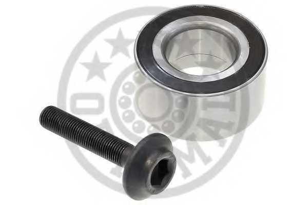 Комплект подшипника ступицы колеса OPTIMAL 100090S - изображение 1