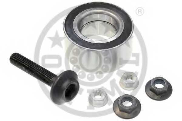 Комплект подшипника ступицы колеса OPTIMAL 100091 - изображение