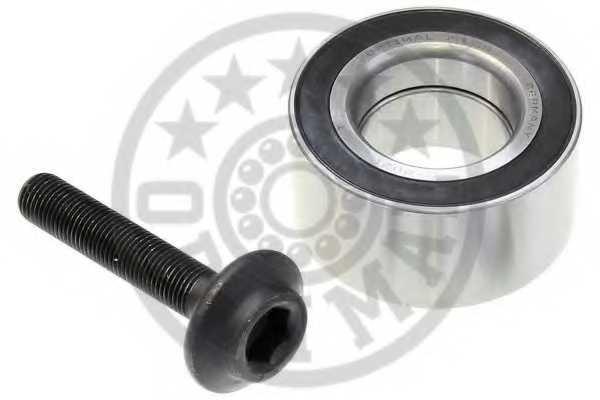 Комплект подшипника ступицы колеса OPTIMAL 100093 - изображение