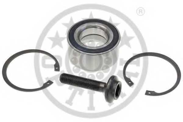 Комплект подшипника ступицы колеса OPTIMAL 100098 - изображение
