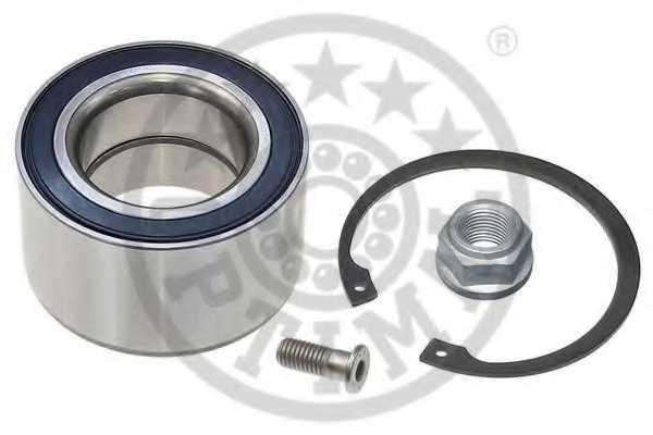 Комплект подшипника ступицы колеса OPTIMAL 100206 - изображение