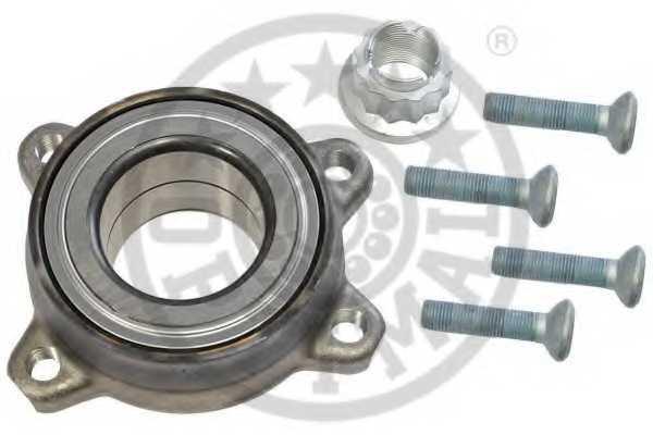 Комплект подшипника ступицы колеса OPTIMAL 100700 - изображение 1
