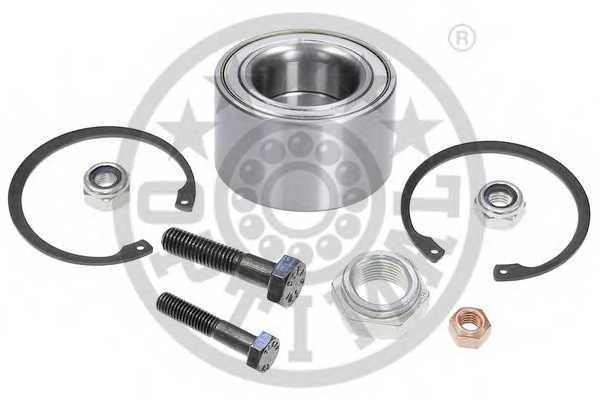 Комплект подшипника ступицы колеса OPTIMAL 101010 - изображение