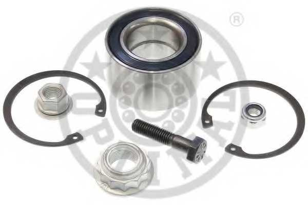 Комплект подшипника ступицы колеса OPTIMAL 101016 - изображение