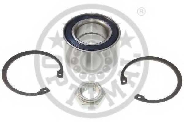 Комплект подшипника ступицы колеса OPTIMAL 101016S - изображение