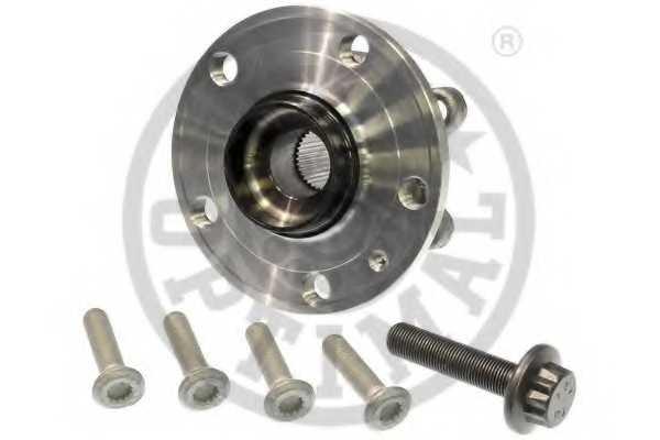 Комплект подшипника ступицы колеса OPTIMAL 101017 - изображение 1