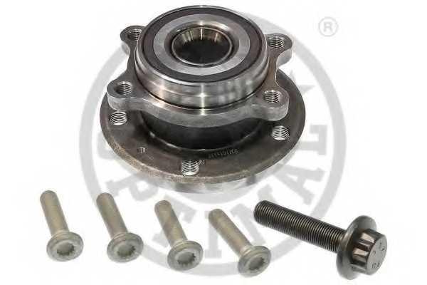 Комплект подшипника ступицы колеса OPTIMAL 101017 - изображение