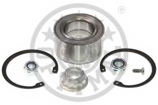 Комплект подшипника ступицы колеса OPTIMAL 101024 - изображение