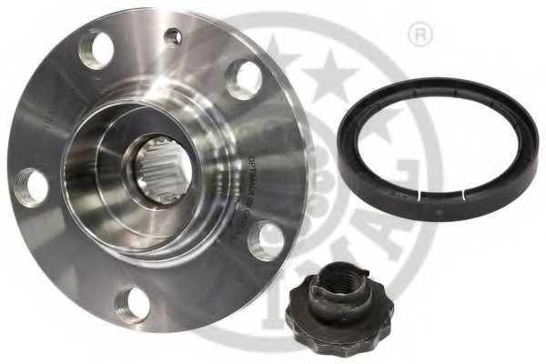 Комплект подшипника ступицы колеса OPTIMAL 101025 - изображение 1