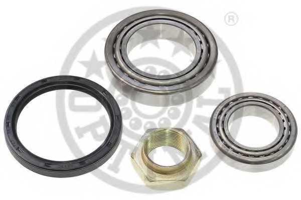 Комплект подшипника ступицы колеса OPTIMAL 101064 - изображение 1