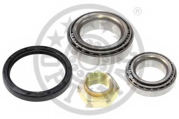 Комплект подшипника ступицы колеса OPTIMAL 101064 - изображение