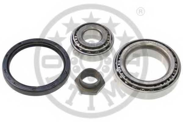 Комплект подшипника ступицы колеса OPTIMAL 101102 - изображение