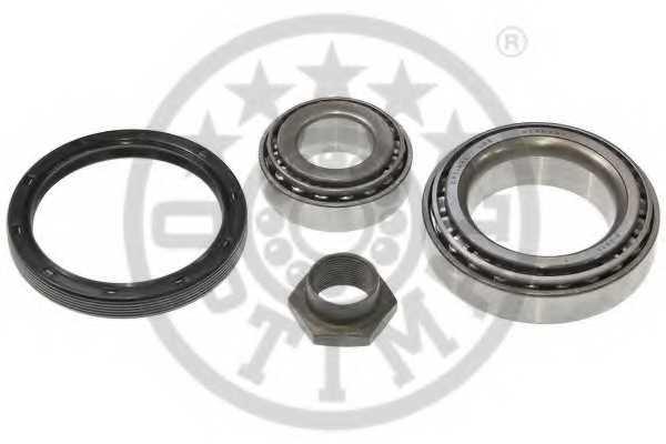 Комплект подшипника ступицы колеса OPTIMAL 101108 - изображение