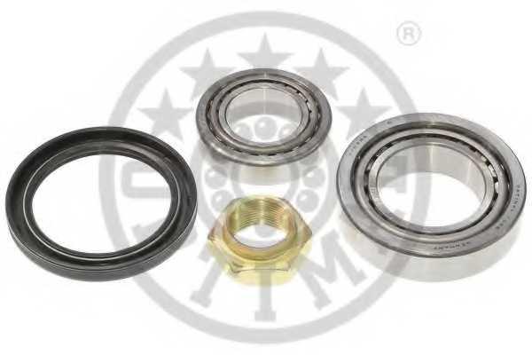 Комплект подшипника ступицы колеса OPTIMAL 101110 - изображение 1