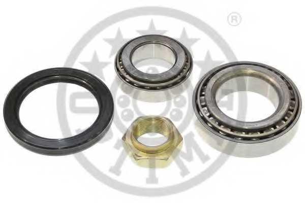 Комплект подшипника ступицы колеса OPTIMAL 101110 - изображение