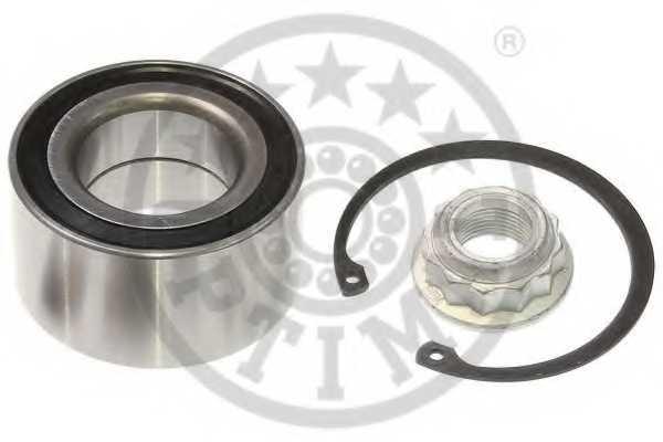 Комплект подшипника ступицы колеса OPTIMAL 101113 - изображение